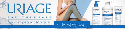 Gamme atopique et eczéma Uriage - Prix bas