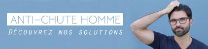 Catégorie Anti-chute de cheveux pour Homme - Prix bas