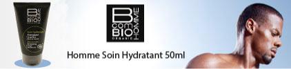 Voir la gamme homme du laboratoire B com Bio