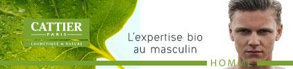 Gamme Cattier Homme - Prix bas