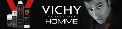 Gamme Vichy Homme - Prix bas