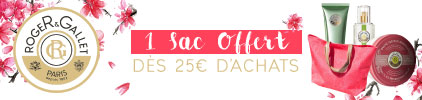 Promotions Roger & Gallet - Pas cher