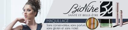 La gamme maquillage du laboratoire Bionike - Prix bas