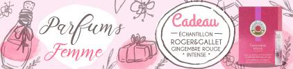 Catégorie Parfums - Promo