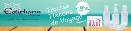 Gamme Estipharm Kit de voyage - Prix bas