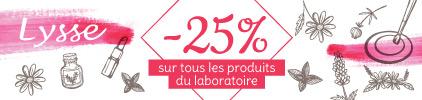 Laboratoire Lysse - Prix bas