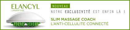Exclusivité Santédiscount - Slim Massage Coach Elancyl