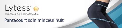 Voir les produits Lytess pantacourt