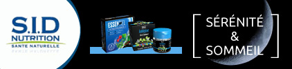 Laboratoire Sid Nutrition sérénité et sommeil - Pas cher