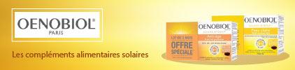 Voir la gamme solaire Oenobiol