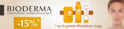 Promo Bioderma solaire - Prix bas