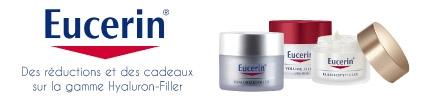 Eucerin Hyaluron-Filler - Prix bas